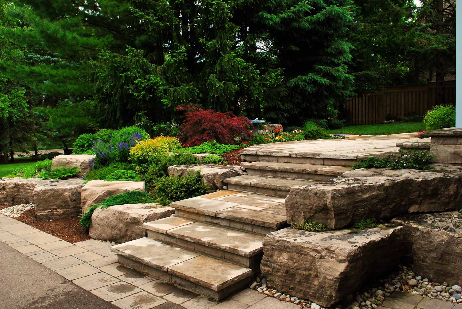 Walkways For Gardens Ways To Enhance Your Landscape